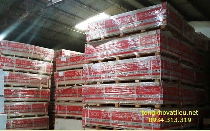 13 1 - Tấm Cemboard Thái Lan Giá Sỉ Làm Sàn Đúc Giả Vách Ngăn Nhà Xưởng Chịu Nước Chống Cháy