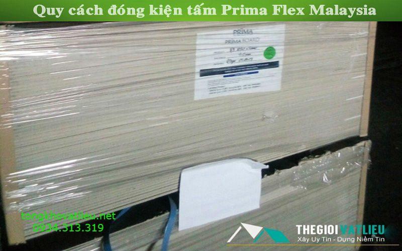 6 - Tấm Primaflex Làm Sàn Vách Trần Chất Lượng Cao Siêu Bền