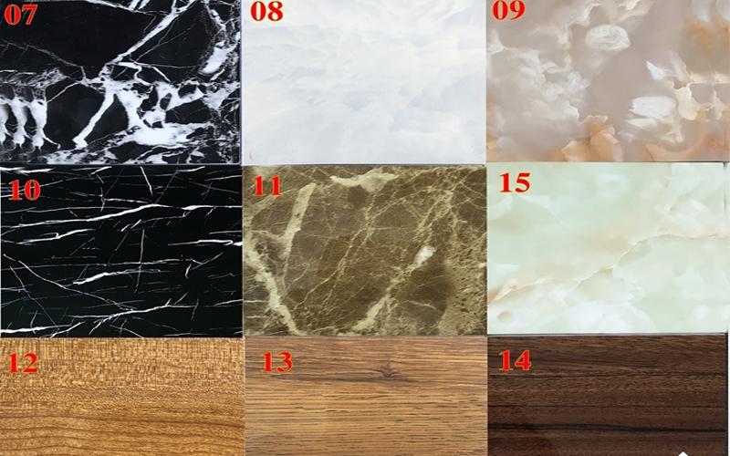 bao gia tam pvc van da 4 - Báo giá tấm PVC vân đá | Tấm nhựa giả đá sỉ lẻ rẻ nhất HCM