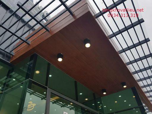 go nhan tao Smartwood SCG 11 - Giá gỗ nhân tạo smartwood SCG ốp tường, trần, lót sàn, sỉ và lẻ rẻ nhất 2021