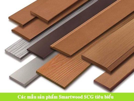 go nhan tao Smartwood SCG 2 1 533x400 - Giá gỗ Smartwood SCG ốp tường trần, lót sàn, hàng rào