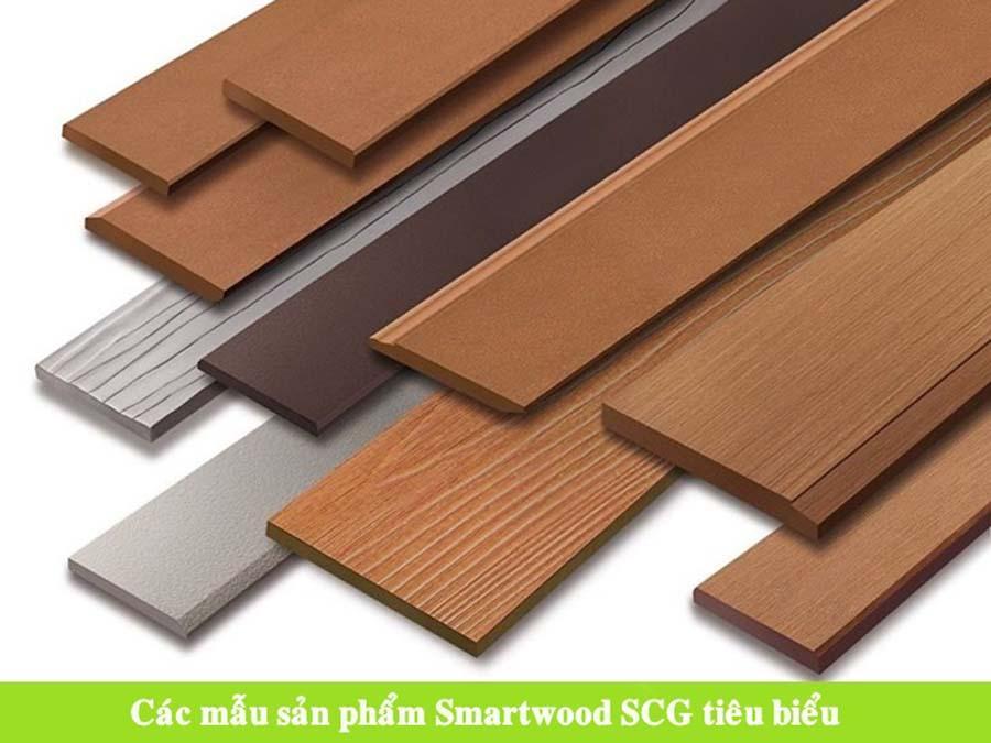 go nhan tao Smartwood SCG 2 1 - Gỗ Ốp Tường Ngoài Trời Smartwood Thái lan Phong Cách Châu Âu Tuyệt Đẹp