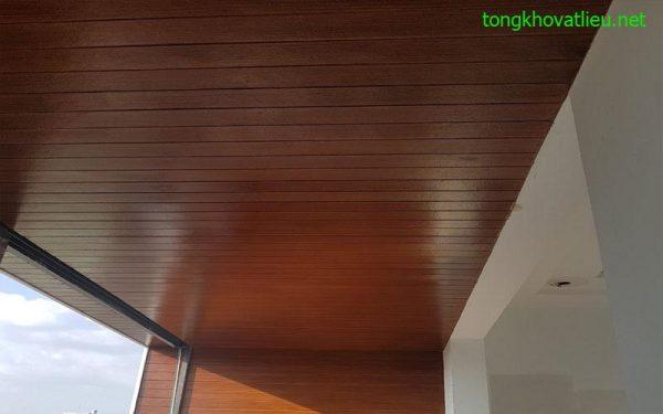 go nhan tao Smartwood SCG 4 600x375 - Giá gỗ nhân tạo smartwood SCG ốp tường, trần, lót sàn, sỉ và lẻ rẻ nhất 2021