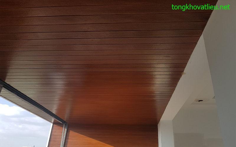 go nhan tao Smartwood SCG 4 - Giá gỗ nhân tạo smartwood SCG ốp tường, trần, lót sàn, sỉ và lẻ rẻ nhất 2021