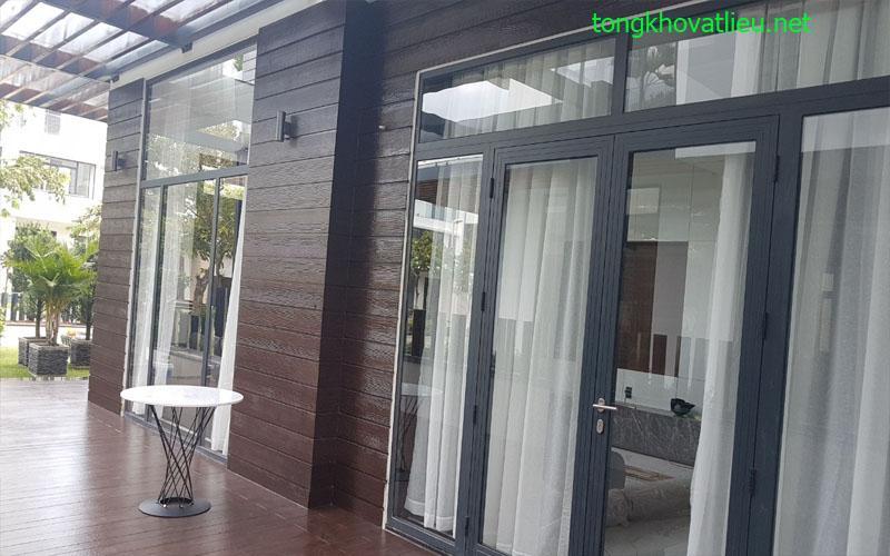 go nhan tao Smartwood SCG 5 - Giá gỗ nhân tạo smartwood SCG ốp tường, trần, lót sàn, sỉ và lẻ rẻ nhất 2021