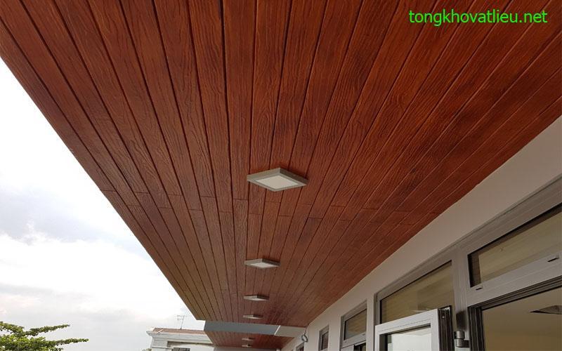go nhan tao Smartwood SCG 9 - Giá gỗ nhân tạo smartwood SCG ốp tường, trần, lót sàn, sỉ và lẻ rẻ nhất 2021