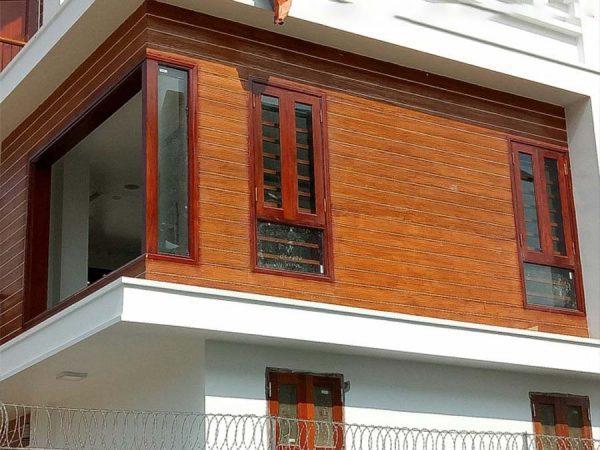go op tuong 6 600x450 - Gỗ Ốp Tường Ngoài Trời Smartwood Thái lan Phong Cách Châu Âu Tuyệt Đẹp