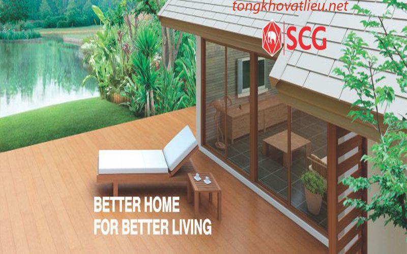 s1 - Sàn Gỗ Ngoài Trời Smartwood vật liệu mới cho không gian ngoại thất