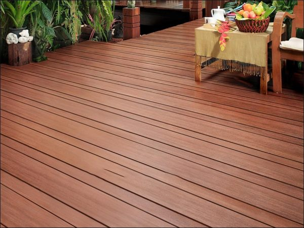 san go ngoai troi 6 600x450 - Sàn Gỗ Ngoài Trời Smartwood vật liệu mới cho không gian ngoại thất