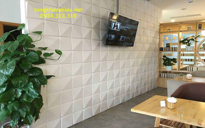 11 1 - Tấm ốp tường 3d-Tấm ốp nhựa 3D-Chất lượng- Giá rẻ tại TP-HCM