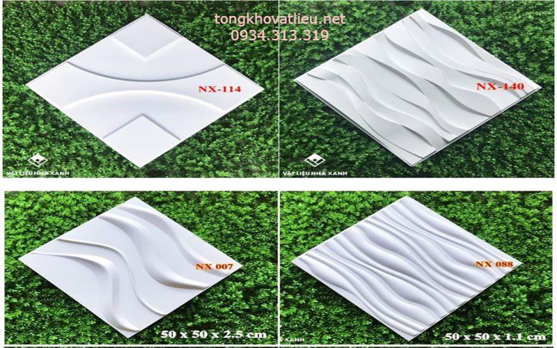 12 1 - Tấm ốp tường 3d-Tấm ốp nhựa 3D-Chất lượng- Giá rẻ tại TP-HCM