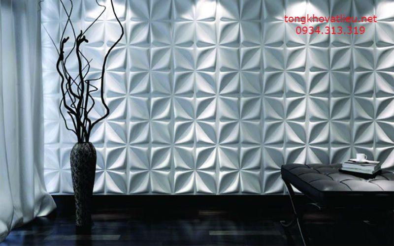 14 1 - Tấm ốp tường 3d-Tấm ốp nhựa 3D-Chất lượng- Giá rẻ tại TP-HCM