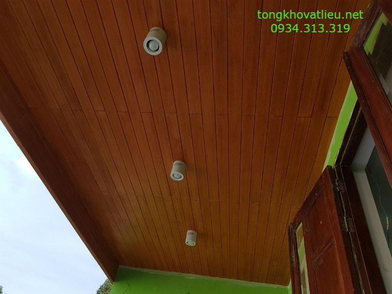 37 - Gỗ Ốp Trần Nhà Smartwood Thái Lan Tuyệt Đẹp Giá Rẻ Cho Mọi nhà