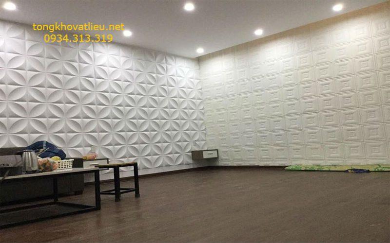 9 1 - Tấm ốp tường 3d-Tấm ốp nhựa 3D-Chất lượng- Giá rẻ tại TP-HCM