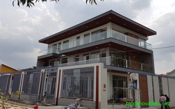 9c 600x375 - Thi Công Gỗ Ốp Trần Smartwood Thái Lan - Uy Tín - Chất Lượng - Giá Rẻ