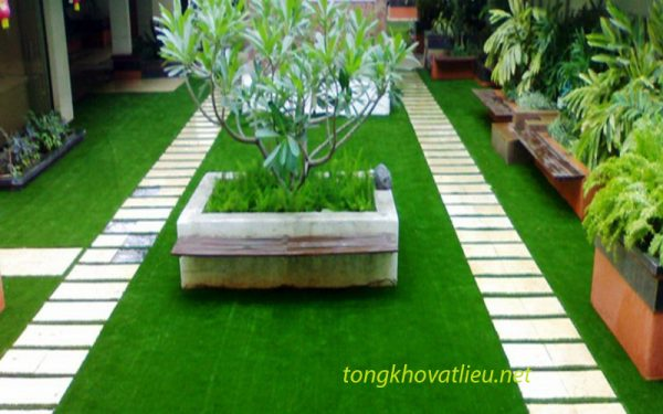 a10 600x375 - Cỏ nhân tạo trí ốp tường – Thảm cỏ nhân tạo lót sàn giá rẻ tại Tphcm và trên toàn quốc