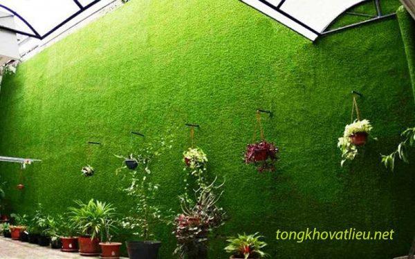 a11 600x375 - Cỏ nhân tạo trí ốp tường – Thảm cỏ nhân tạo lót sàn giá rẻ tại Tphcm và trên toàn quốc