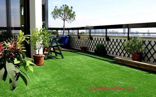 a14 600x375 - Cỏ nhân tạo trí ốp tường – Thảm cỏ nhân tạo lót sàn giá rẻ tại Tphcm và trên toàn quốc