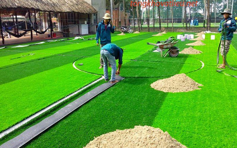 a4 - Cỏ nhân tạo trí ốp tường – Thảm cỏ nhân tạo lót sàn giá rẻ tại Tphcm và trên toàn quốc