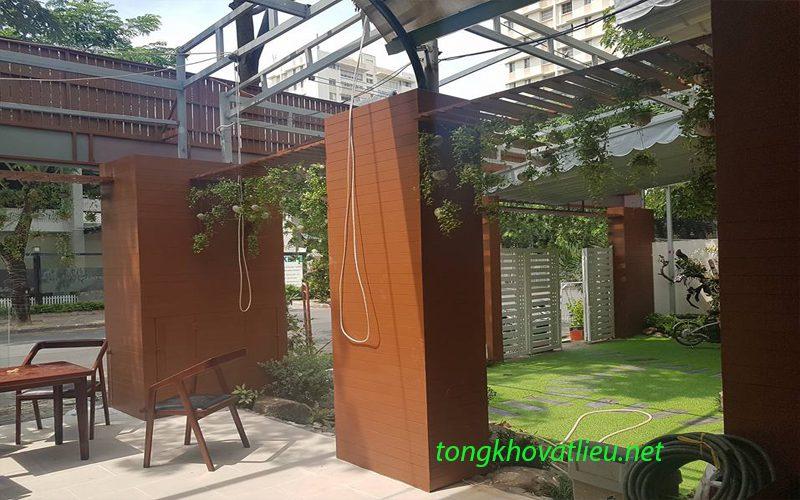 t19 - Thi Công Gỗ Ốp Trần Smartwood Thái Lan - Uy Tín - Chất Lượng - Giá Rẻ