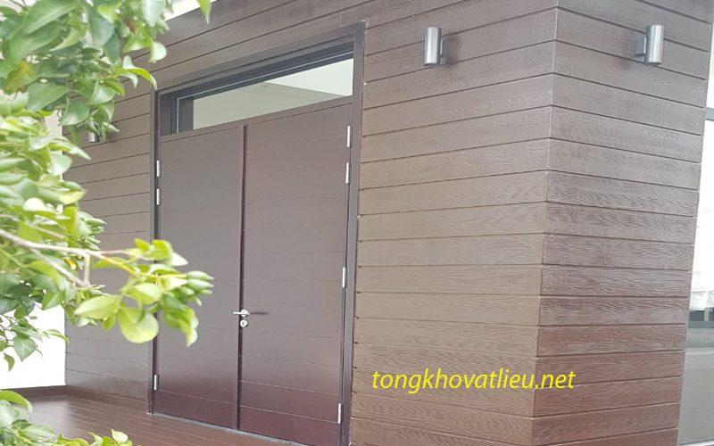t28 - Thi Công Gỗ Ốp Trần Smartwood Thái Lan - Uy Tín - Chất Lượng - Giá Rẻ