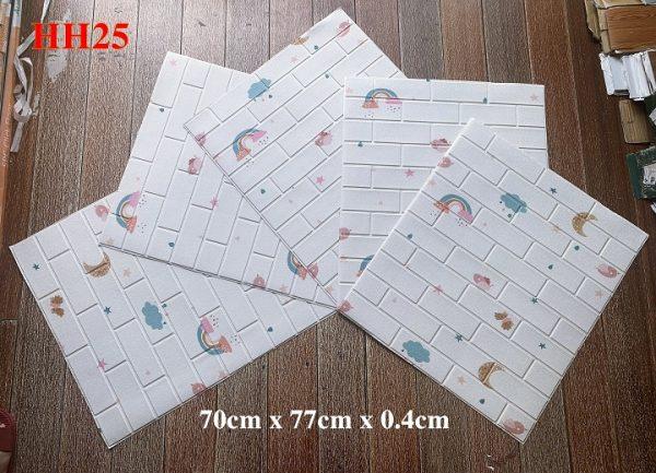 HH25 600x433 - Bảng Giá Xốp Dán Tường 3D Rẻ Nhất 2021   Tổng Kho Vật Liệu Bán Sỉ Lớn Nhất Tại Tphcm