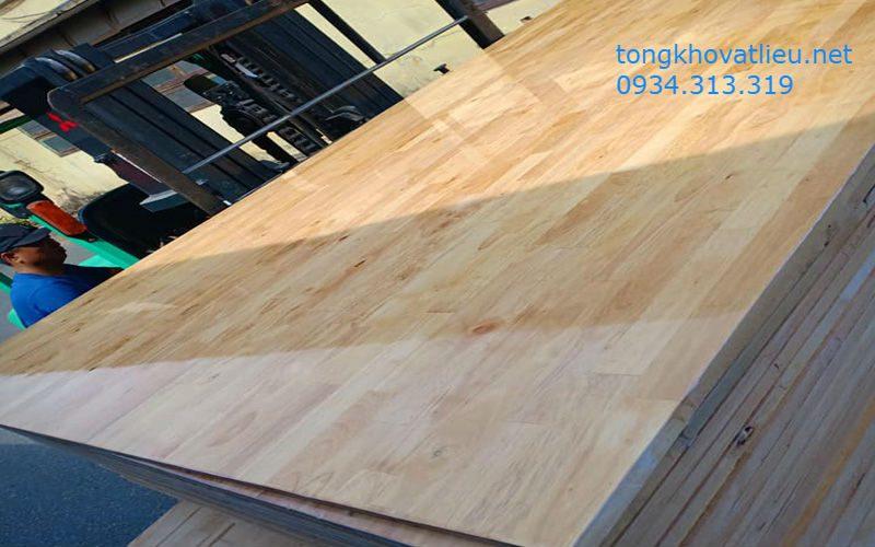 20 - Báo Giá Tấm gỗ ghép cao su Làm bàn ghế ,giường tủ vật dụng nội thất Sỉ và Lẻ