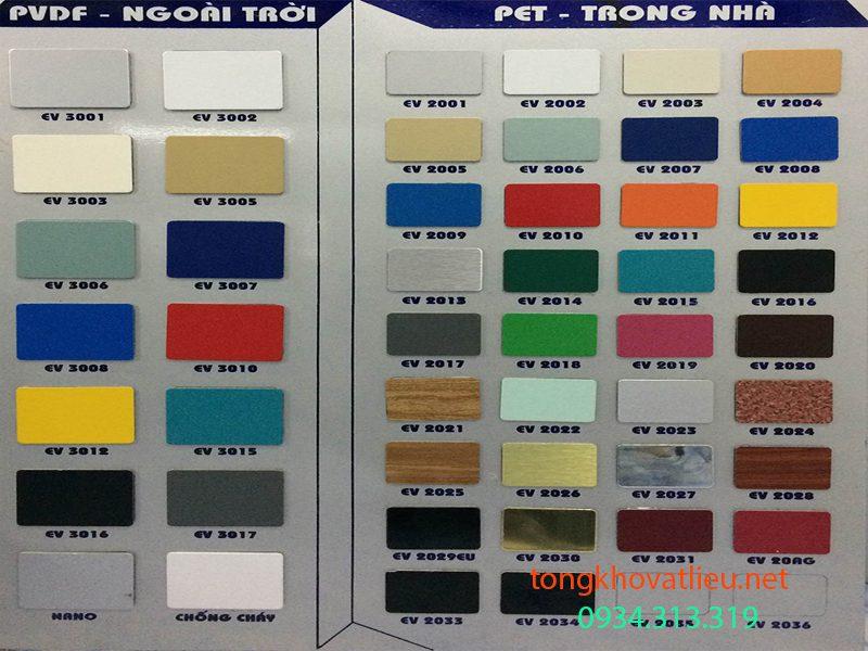 6 - Tấm Alu |  Tấm Nhôm Aluminium Làm bảng hiệu ốp tường vách giá rẻ tại Tphcm