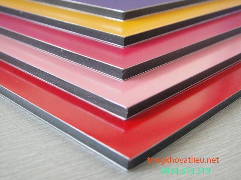 7 - Tấm Alu |  Tấm Nhôm Aluminium Làm bảng hiệu ốp tường vách giá rẻ tại Tphcm