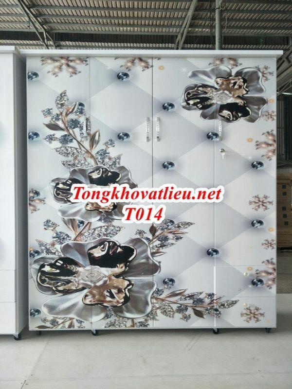 T014 600x800 - Bảng Giá Tủ Nhựa Đài Loan 2021| Cơ Sở Sản Xuất Tủ Nhựa Tại Bến Tre