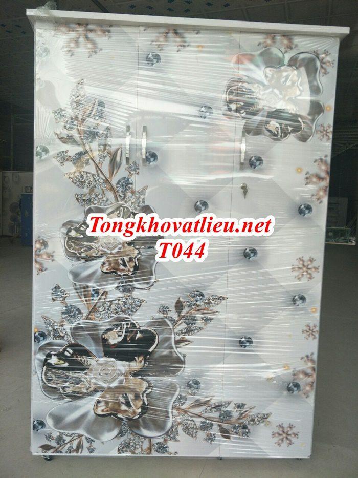 T044 - Bảng Giá Tủ Nhựa Đài Loan 2021  Cơ Sở Sản Xuất Tủ Nhựa Tại Bến Tre