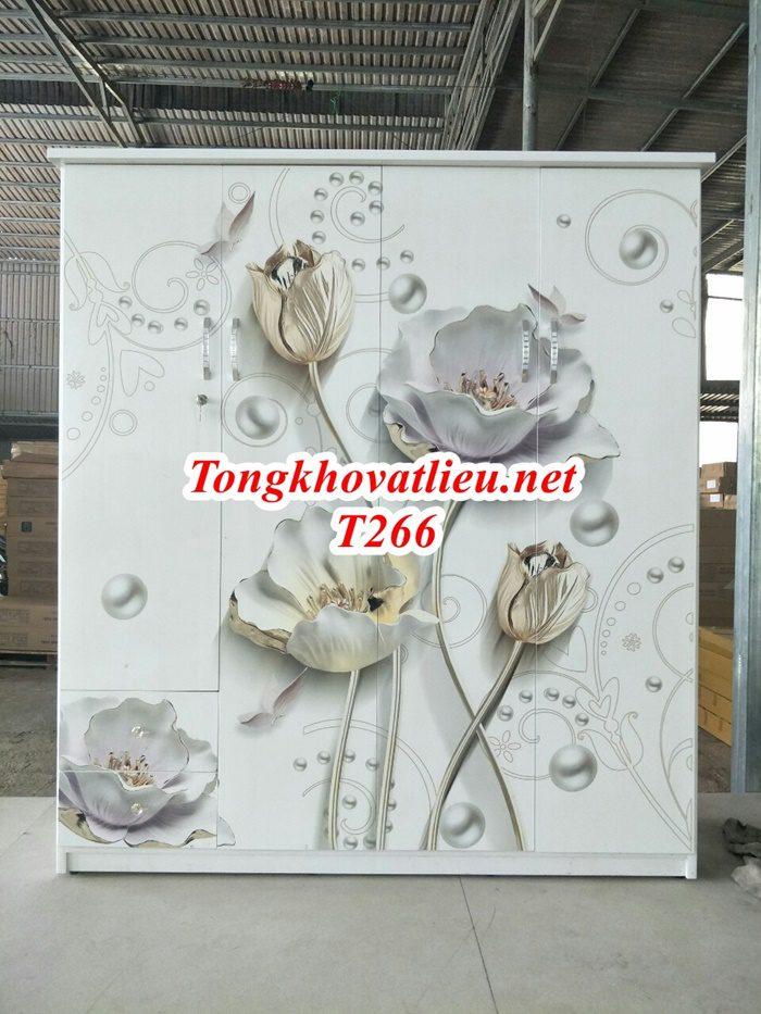 T266 - Bảng Giá Tủ Nhựa Đài Loan 2021  Cơ Sở Sản Xuất Tủ Nhựa Tại Bến Tre