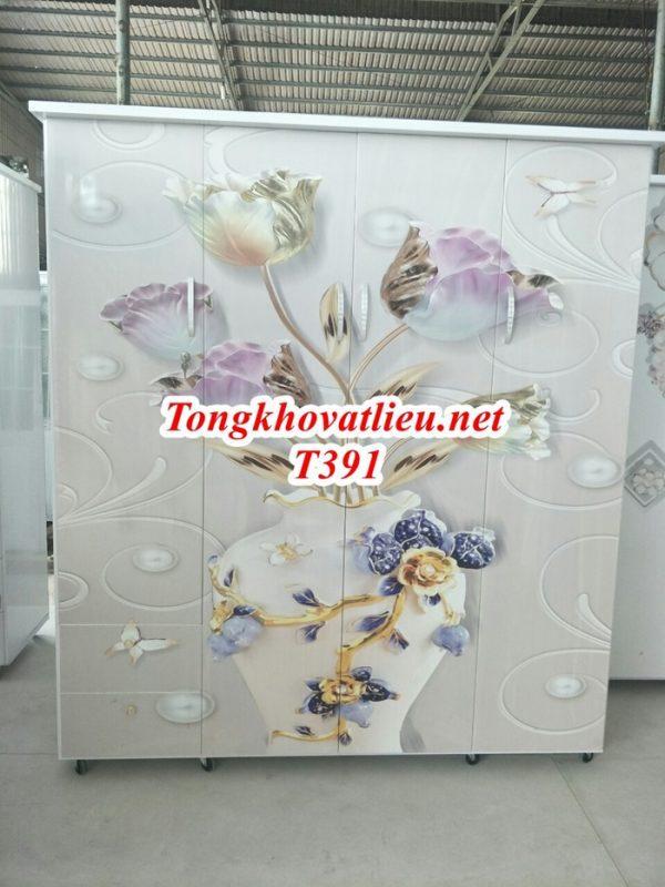 T391 600x800 - Bảng Giá Tủ Nhựa Đài Loan 2021| Cơ Sở Sản Xuất Tủ Nhựa Tại Bến Tre