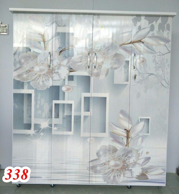 TN338 1 - Bảng Giá Tủ Nhựa Đài Loan 2021| Cơ Sở Sản Xuất Tủ Nhựa Tại Bến Tre