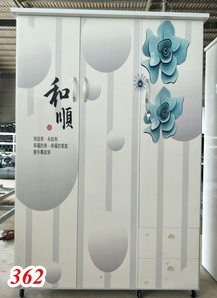 TN362 - Bảng Giá Tủ Nhựa Đài Loan 2021| Cơ Sở Sản Xuất Tủ Nhựa Tại Bến Tre