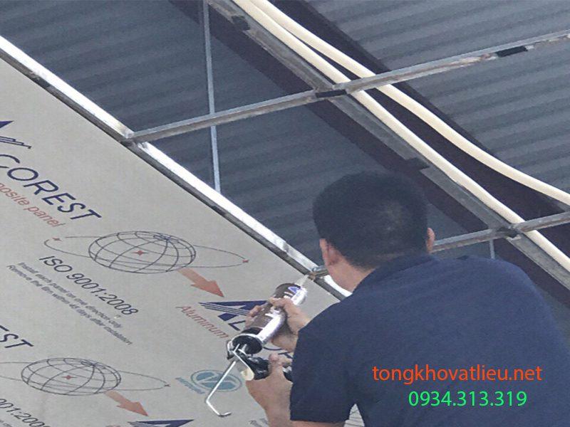 c2 - Tấm Alu | Tấm Nhôm Aluminium Làm bảng hiệu ốp tường vách giá rẻ tại Tphcm