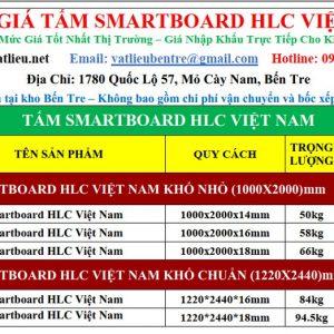 HLC 300x300 - Giá Tấm Lót Sàn Smartboard HLC Sỉ và Lẻ Mới Nhất Từ Nhà Máy 2021