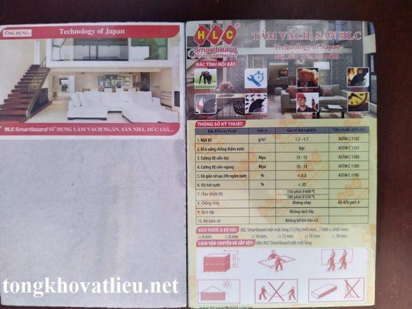 TAMHLCSMARTBOATD 3 600x450 - Giá Tấm Lót Sàn Smartboard HLC Sỉ và Lẻ Mới Nhất Từ Nhà Máy 2021